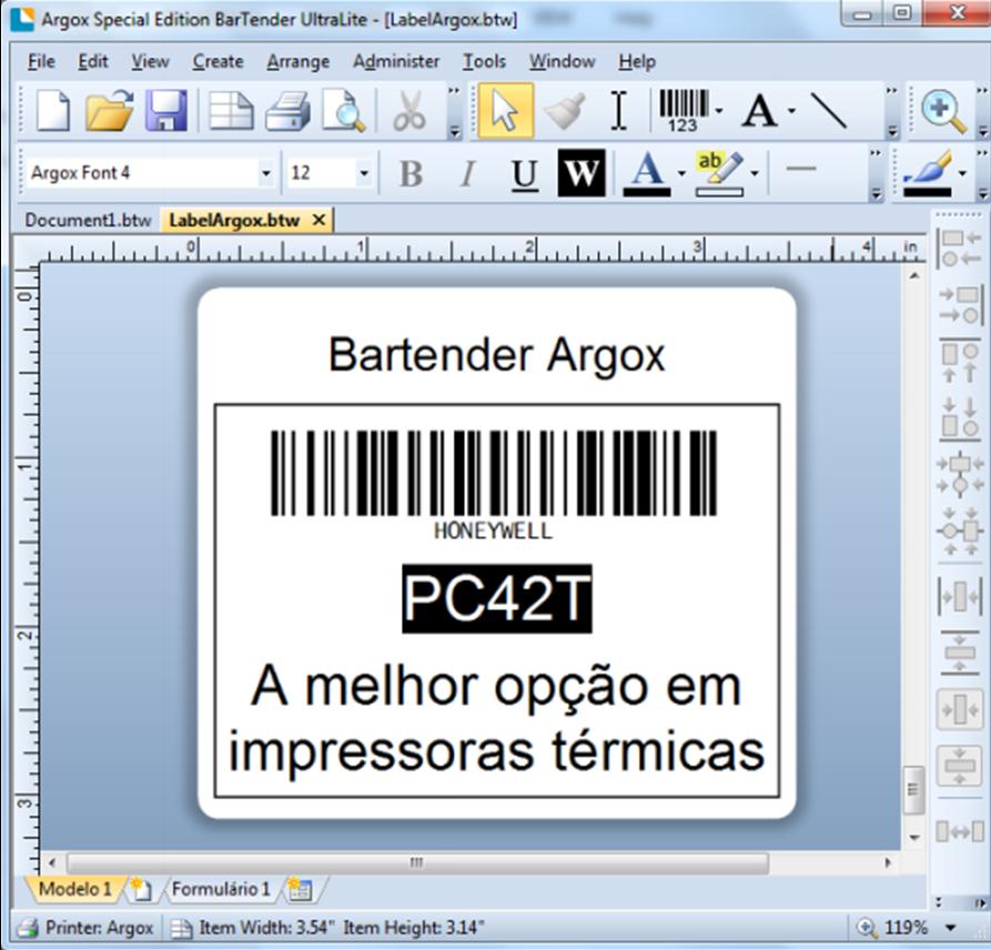 software argox