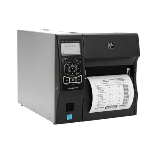 Impressora De Etiqueta Zebra Zt420 Com Comunica 231 227 O
